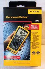 Fluke 789 Processmeter New In Box Mfg Date 2021 Msrp 1275