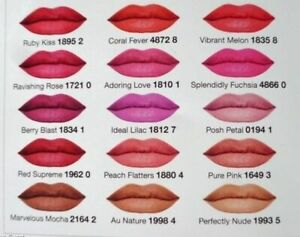 Avon True Perfectly Matte lipstick- Various Colours**** Discount apply****