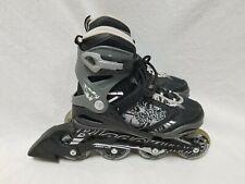 Rollerblade Bladerunner Abec 3 Adjustable Inline Skates Boys Size 1-4-Exc Shape