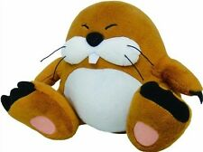 "NWT Little Buddy (1333) 6"" Monty Mole Stuffed Plush Animal Doll From Super Mario"