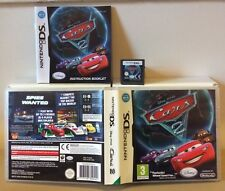 Disney Pixar Cars 2 (Nintendo DS, 2011)