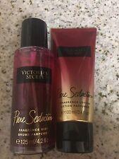 Victoria's Secret Pure Seduction Mist 4.2 oz & Lotion 3.4 oz Set