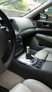 B2designs Automatic Shift Knob. Aluminum Machined Finish. Fits Nissan/Infiniti