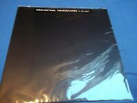 ORCHESTRAL MANEUVRE IN THE DARK-Same/OMD/1980/VIRGIN/VG+
