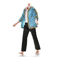 3 Pcs/Set Handmade Suit Fashion Outfit Clothes for Prince Ken Color Random EB