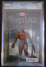 Wolverine vol 6 #1 (2014) - Jerome Opeña Variant Cover 1:50 - CGC 9.6