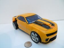 Transformers Movie Ultra Leader Bumblebee Battle Ops Ultimate Class (Incomplete)