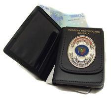 Portafoglio PORTATESSERA guardia particolare giurata incaricato pubblico servizi