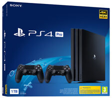 Playstation 4 PS4 Pro Gamma 1TB Console + Controller Dualshock 4 V2