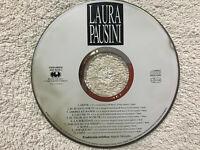 LAURA PAUSINI CD LAURA PAUSINA 1994 GENTE EL NO ES PARA TI SOLO EL DISCO