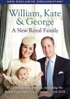 Neuf William, Kate Et George - A Neuf Royal Famille DVD