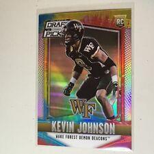 F54700  2015 Panini Prizm Draft Picks Prizms Tie Dyed #208 Kevin Johnson /49