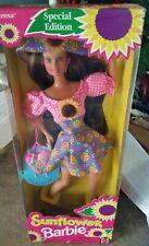 Sunflower Barbie ~ Teresa ~ Special Edition~ Mattel NIB