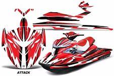 AMR Racing Sea Doo RXP Sitdown Jet Ski SeaDoo Graphic Full Wrap Kit 04-11 ATTK R