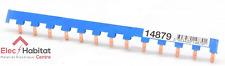 Peigne de répartition horizontal neutre 13 modules Bar'clic XP Schneider 14879