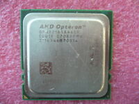 QTY 1x AMD OSA8218GAA6CR Opteron 8218 2.6 GHz Dual Core CPU Socket F 1207