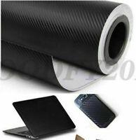 NEW 3D 4D 5D 6D Carbon Fiber Vinyl Car Auto Wrap Sheet Roll Film Sticker Decal