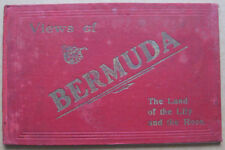 More details for bermuda land of the lily & the rose 16 photographic views by picken bros c1900
