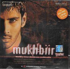 MUKHBIR - NEW  BOLLYWOOD SOUNDTRACK CD SONGS - FREE UK POST