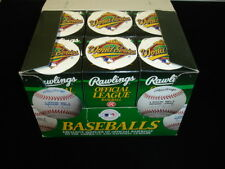 Lot of (12) 1996 Official World Series Baseballs MINT in Original sealed boxes