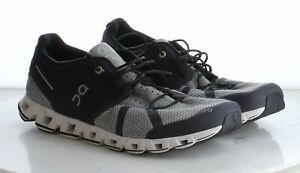 18-15 MSRP $149.99 Men's Size 11.5M On Cloud Gray Mesh Trainers