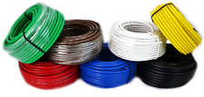 10 GA 50 FT ROLLS PRIMARY AUTO REMOTE POWER GROUND WIRE (2 COLORS)