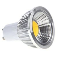 LED Licht GU10 3W COB Strahler Lampe Energiespar Warmweiss 85-265V E5L1 IS
