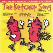 The Ketchup Song: Aserje by Red Hot Rhythm Makers CD, CoverVersions NEW
