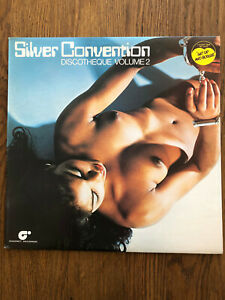 Silver Convention – Discotheque Volume 2 - Magnet  – MAG 5011 - Cheese Cake