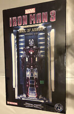 Dragon Models Iron Man 3 1/9 Scale Hall Of Armor Mark VII Plastic Model Kit