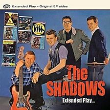 The Shadows Extended Play – Original EP Sides 33 Track CD