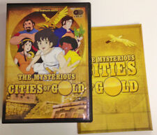 Mysterious Cities of Gold  DVD NTSC USA Version Region 1