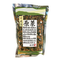 Japanese Yamashiro Gencha Genmaicha Green Tea with Roasted Brown Rice 7oz (200g)