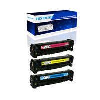 3PK CF211A - CF213A Toner 131A For HP LaserJet Pro 200 Color MFP M251nw M276nw