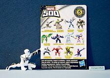 Marvel 500 Micro Figures Series 5 Spider-Man Future Foundation
