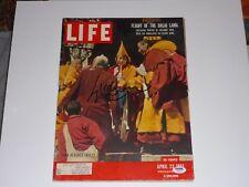 The Dalai lama Signed Life magazine autographed PSA DNA LOA W04232 PROOF Wow