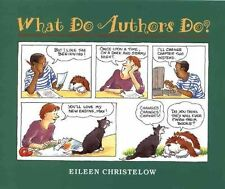 What Do Authors Do?-ExLibrary