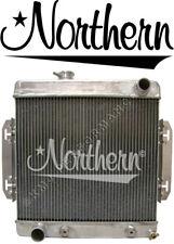 Northern 205155 Custom Hotrod Aluminum Crossflow Radiator Ford Hose Location