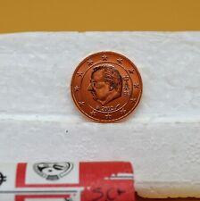 BELGIQUE 2012 : 1 pièce de 5 cent de rouleau