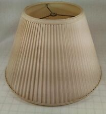 VINTAGE WIRE FRAME LAMP SHADE FOR LAMP SHADE MAKING, RESTORATION, OR REPAIR #5A