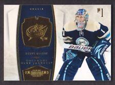 2010-11 Dominion Hockey #29 Steve Mason 003/199 Columbus Blue Jackets