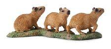 Capybara Babies 5,5 cm Wildtiere Collecta 88541