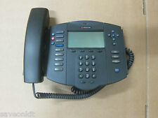 Polycom Soundpoint Ip 500cs Sip Voip Voz Sobre Ip Phone 2201-11500-001