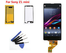 For Sony Xperia Z1 Mini Compact D5503 Lcd Screen Display + Touch Digitizer Black