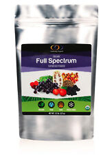 Full Spectrum Daily Superfood Powder - Raw, Organic, Whole Food, Vegan, Protein
