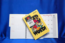 7 / 2013 - 7/ 14 Month / Week Angry Birds Academic Planner 5 x 8 Next Day Ship