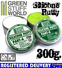 Silicone Putty 300gr - platinum silicone for mold making - copy - FOODGRADE