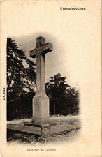 CPA   Fontainebleau - La Croix du Calvaire  (248992)