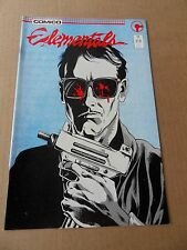 Elementals 11 . Comico 1986 -  VF - minus