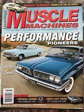 Hemmings Muscle Machines Magazine March 2014